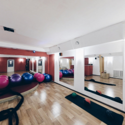 Fitness club Power Gym - Степ-аэробика
